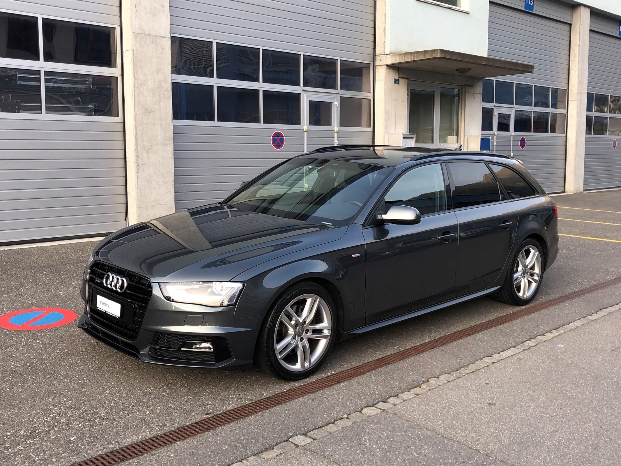 estate Audi A4 Avant 2.0 TDI quattro