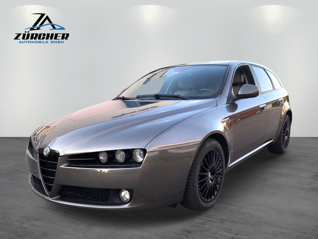 estate Alfa Romeo 159 Sportwagon 1.9 JTD TI Q-Tronic