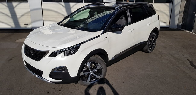 suv Peugeot 5008 1.2 Pure Tech GT Line EAT8