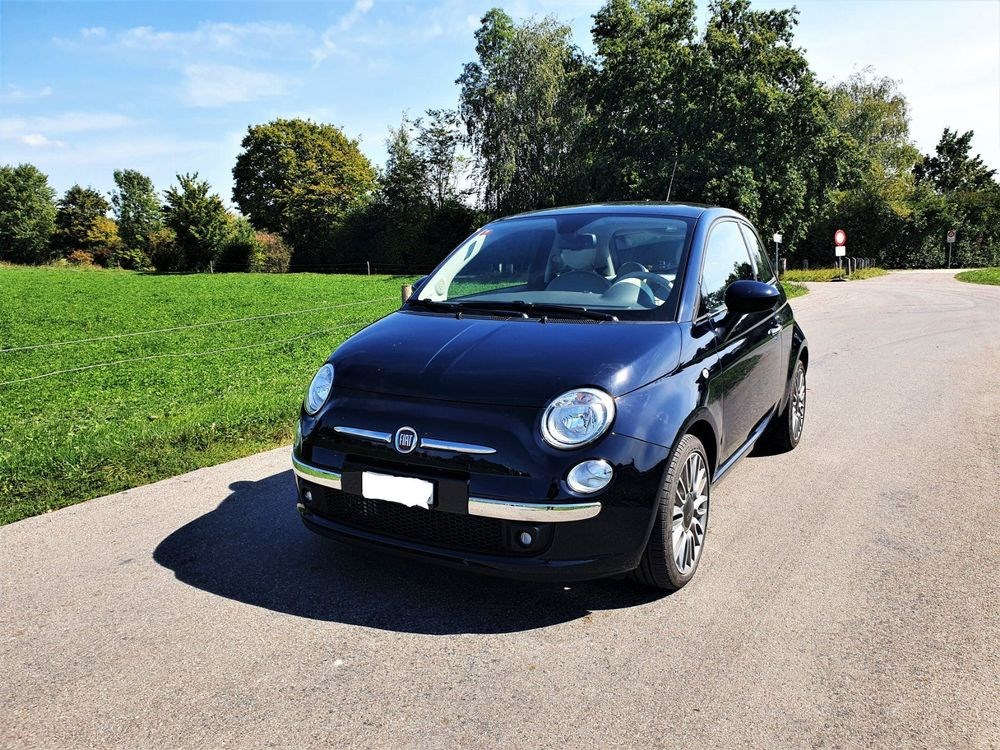 saloon Fiat 500 0.9 Twinair Turbo Lounge