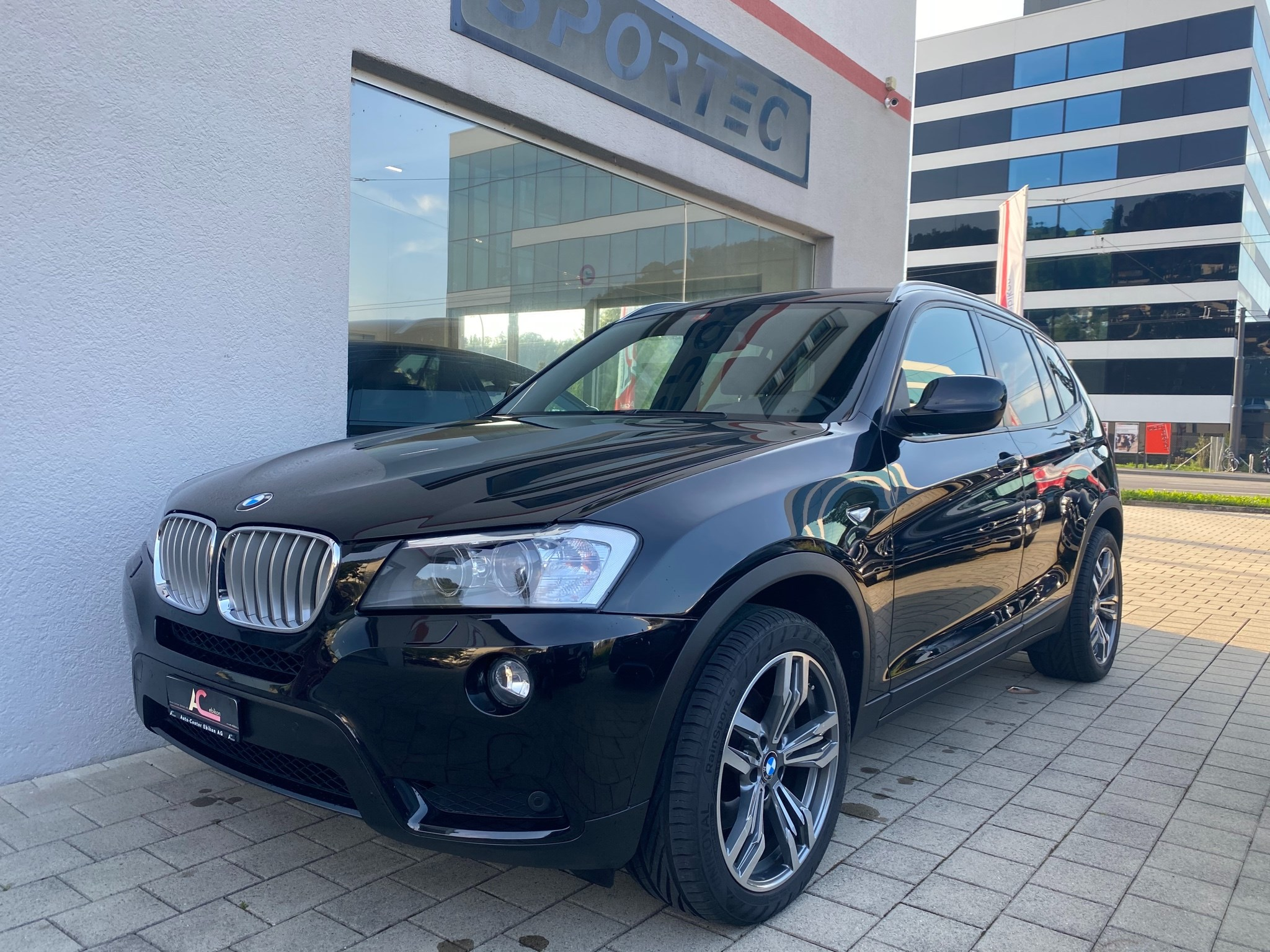 suv BMW X3 xDrive 30d Steptronic