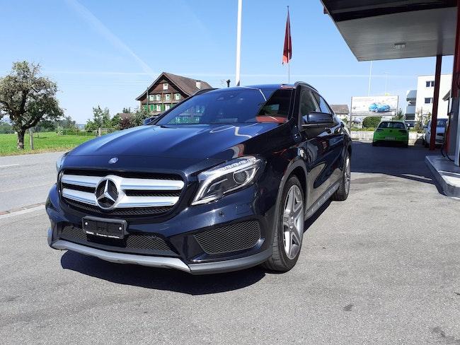 suv Mercedes-Benz GLA-Klasse GLA 200 CDI AMG Line 4Matic 7G-DCT