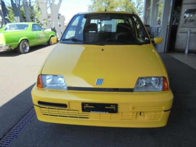 Fiat Cinquecento 1100 Sporting 98'000 km CHF4'450 - acheter sur carforyou.ch - 1