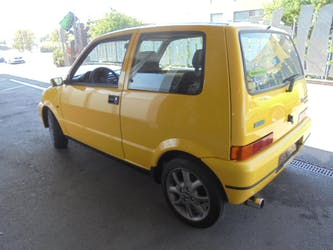 Fiat Cinquecento 1100 Sporting 98'000 km CHF4'450 - acheter sur carforyou.ch - 3