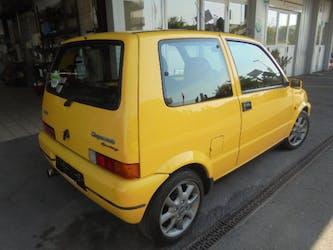 Fiat Cinquecento 1100 Sporting 98'000 km CHF4'450 - acheter sur carforyou.ch - 2