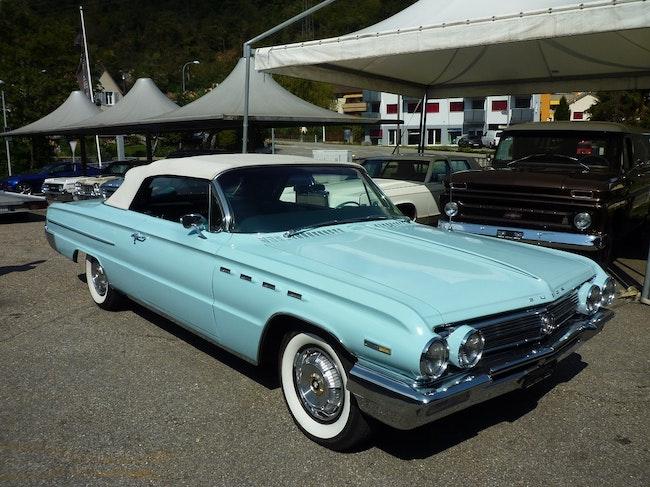 cabriolet Buick Invicta Custom