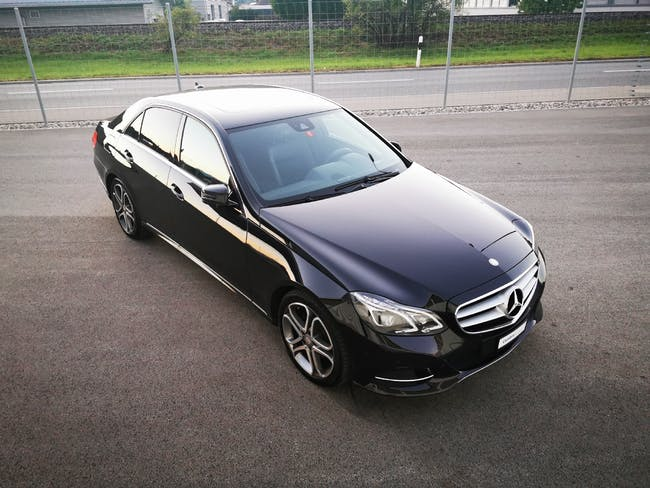 Mercedes-Benz E-Klasse E 250 CDI Avantgarde 4Matic 7G-Tronic 74'000 km CHF27'900 - buy on carforyou.ch - 1