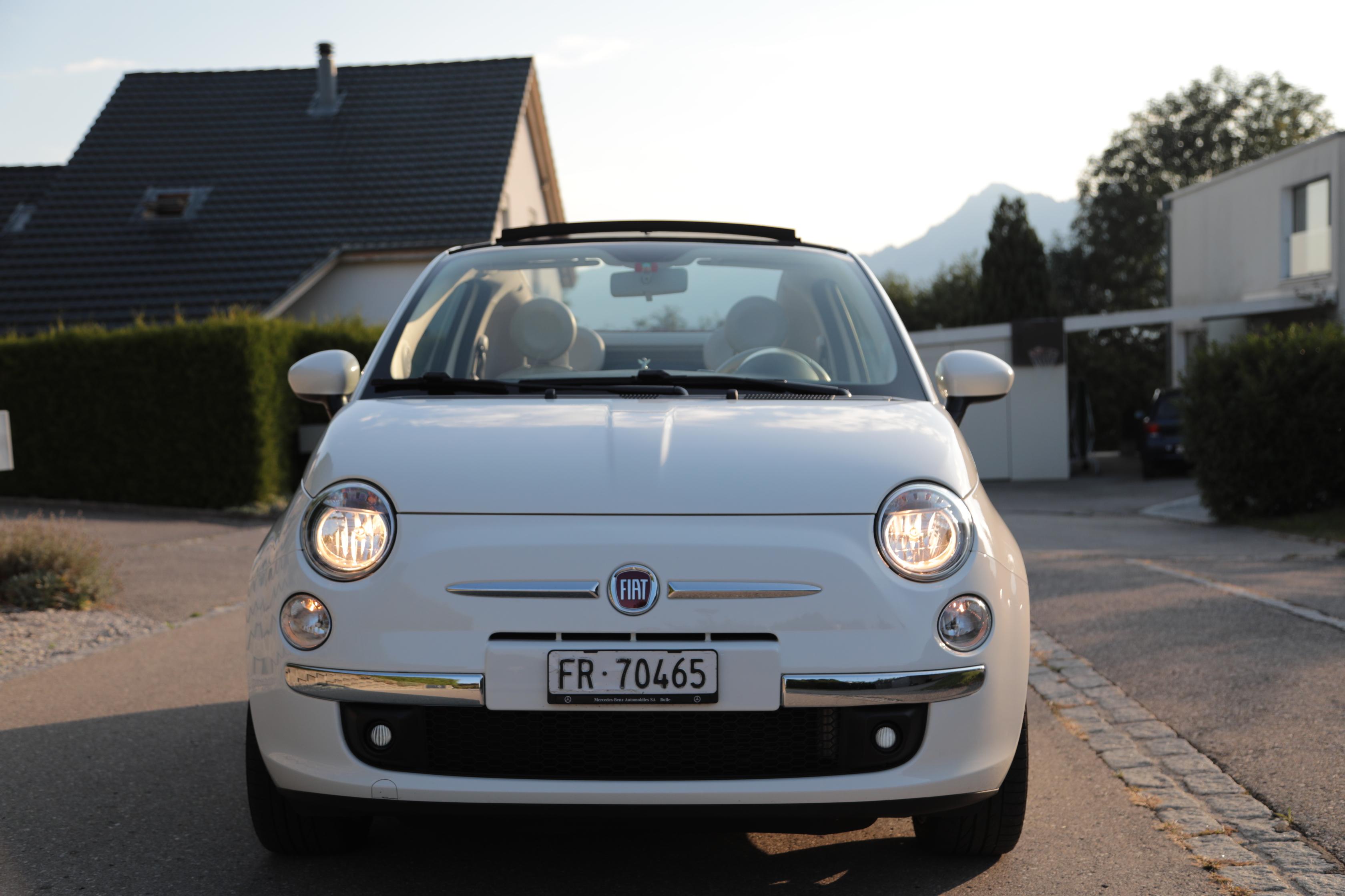cabriolet Fiat 500 C 1.4 16V Lounge
