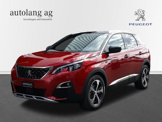 suv Peugeot 3008 1.5 BlueHDi GT Line