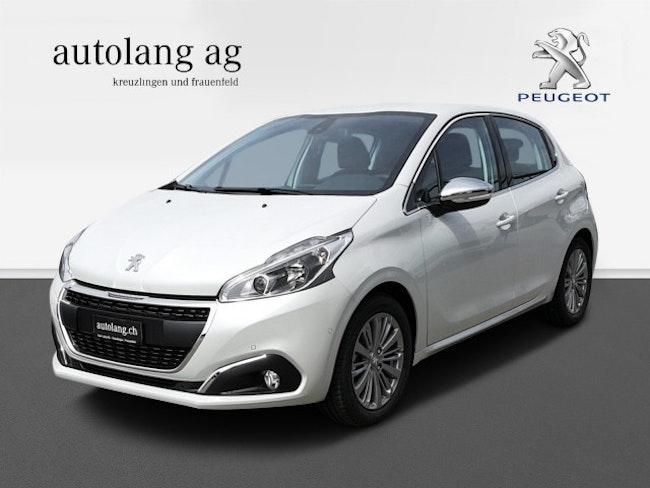 saloon Peugeot 208 1.2 PureTech Allure