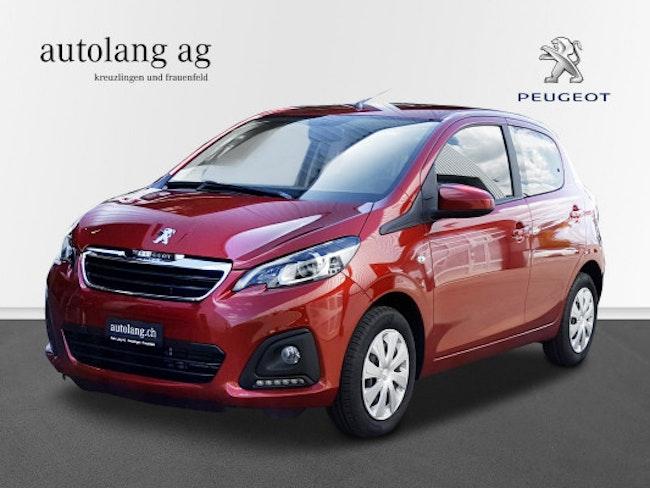saloon Peugeot 108 e-1.0 VTi Active