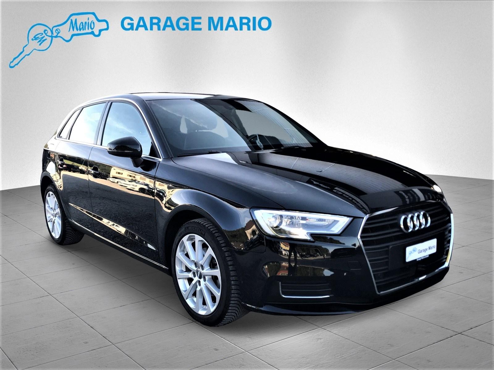 saloon Audi A3 Sportback 1.6 TDI Design