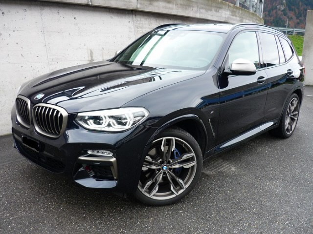 suv BMW X3 xDrive M40i