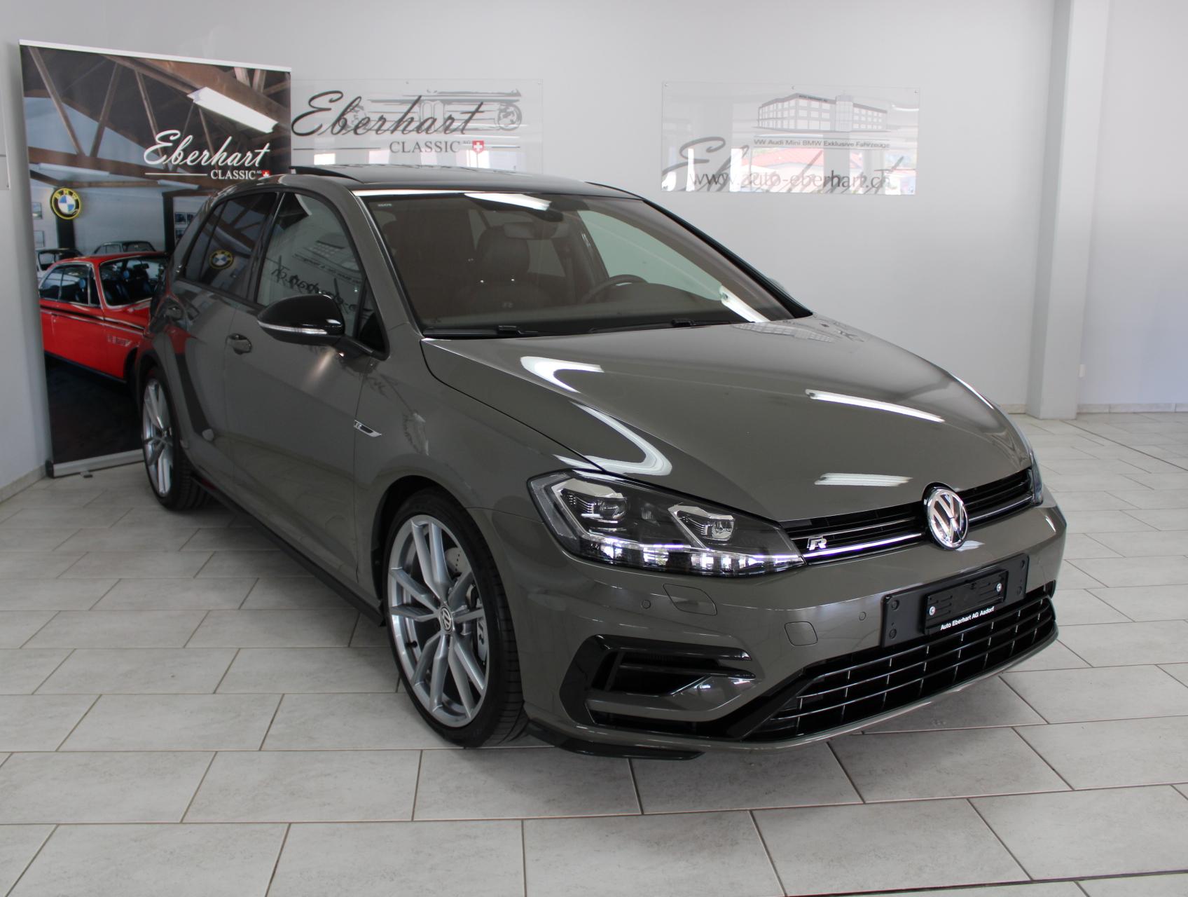 saloon VW Golf 2.0 TSI R 4motion