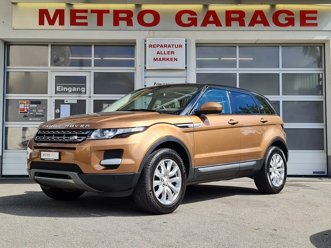 suv Land Rover Range Rover Evoque 2.0 Si4 Prestige AT9