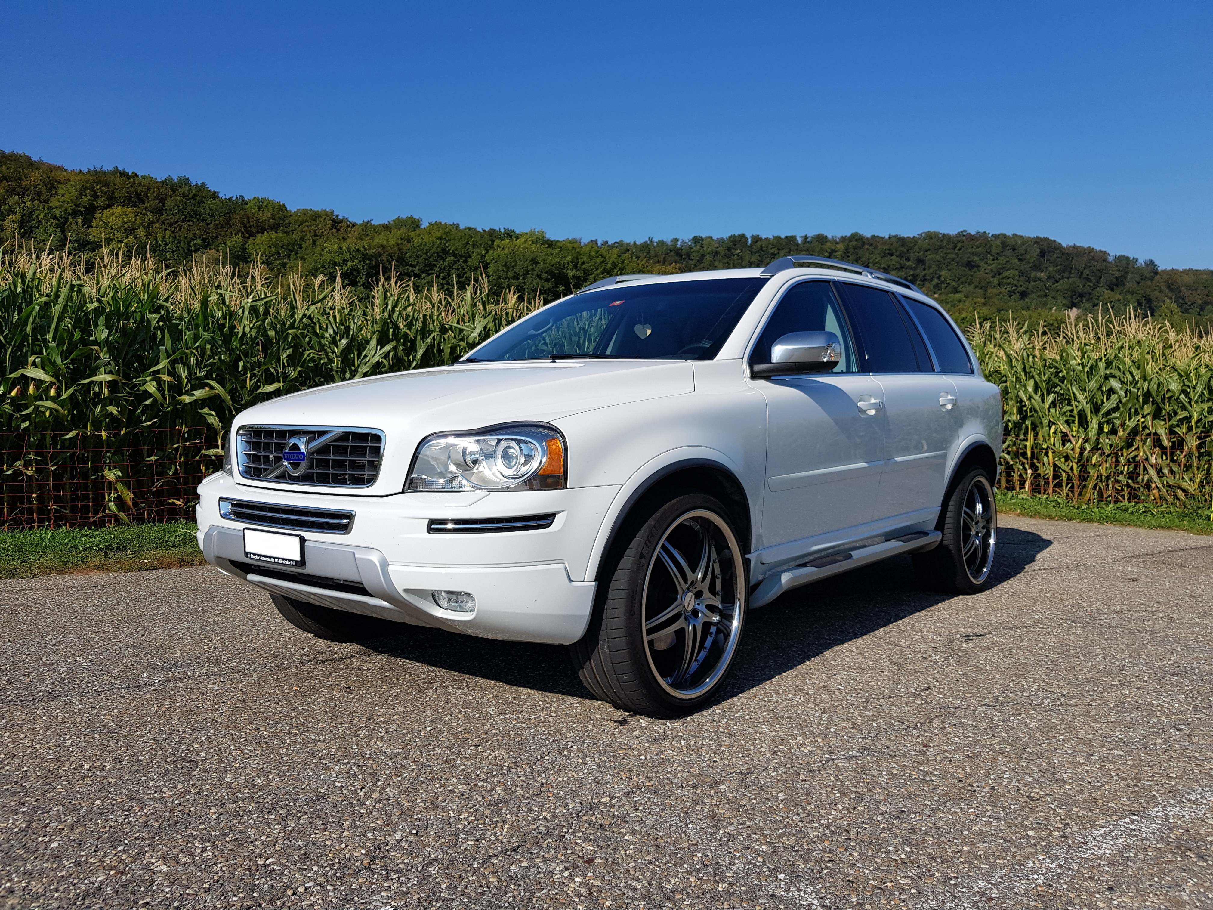 suv Volvo XC90 2.4D5 Husky Ed. 7P. AWD