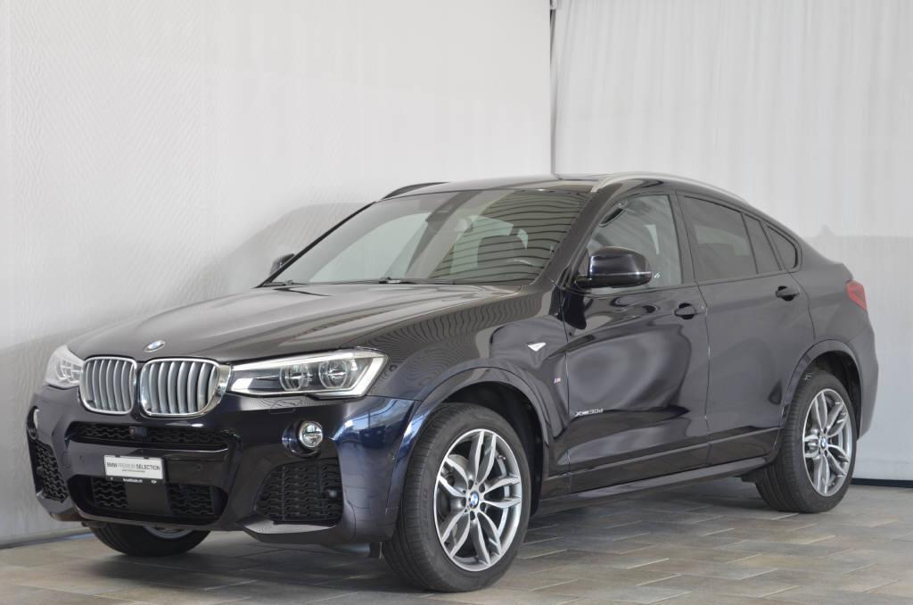 suv BMW X4 30d xDrive SAG