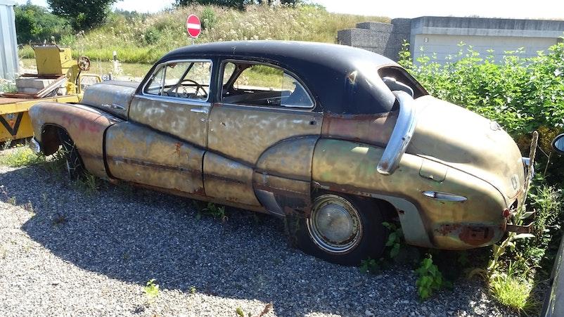 Buick Super 51 Jahrgang 1947 75'000 km CHF6'200 - acheter sur carforyou.ch - 1