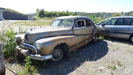 Buick Super 51 Jahrgang 1947 75'000 km CHF6'200 - acheter sur carforyou.ch - 2