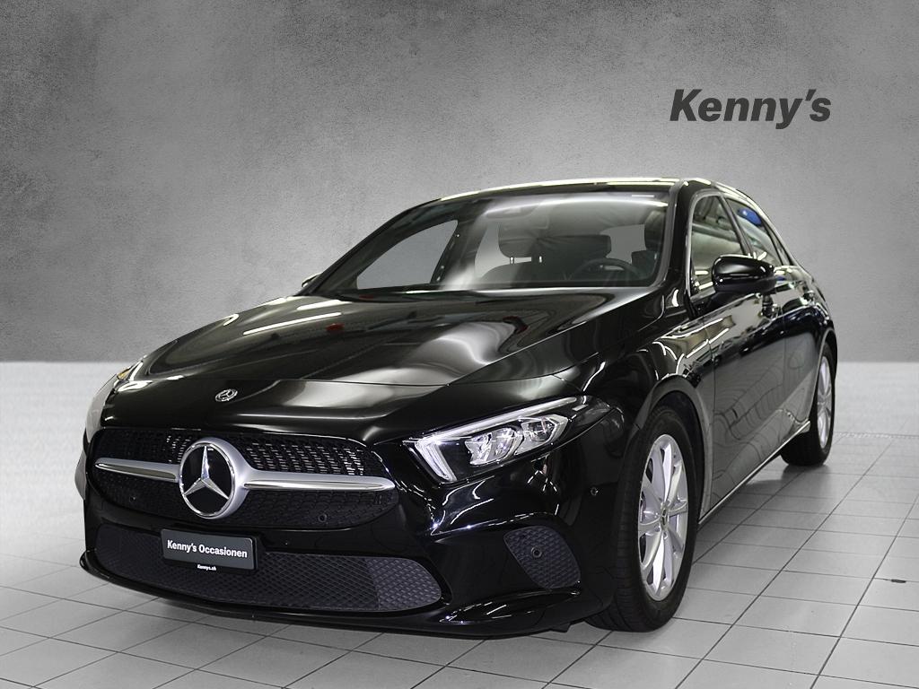 saloon Mercedes-Benz A-Klasse A 200 Progressive