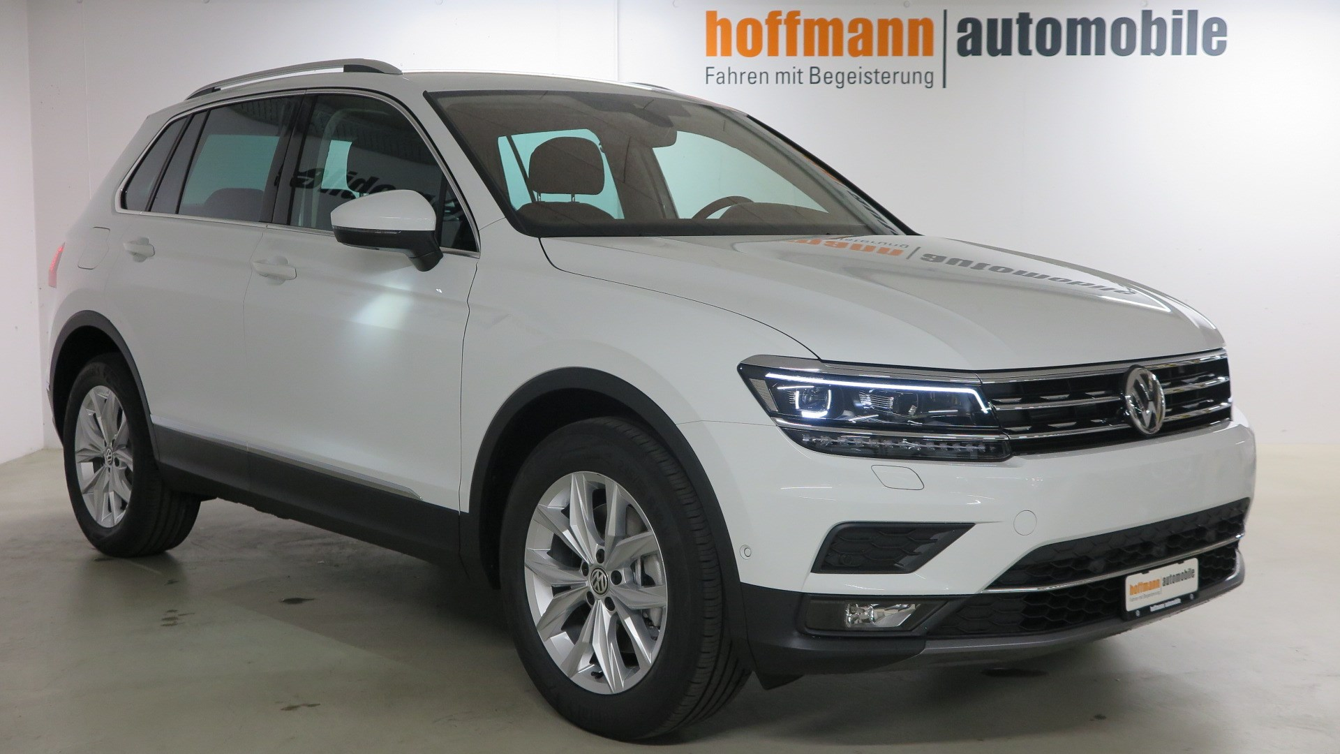 suv VW Tiguan 2.0TSI Highline 4Motion DSG