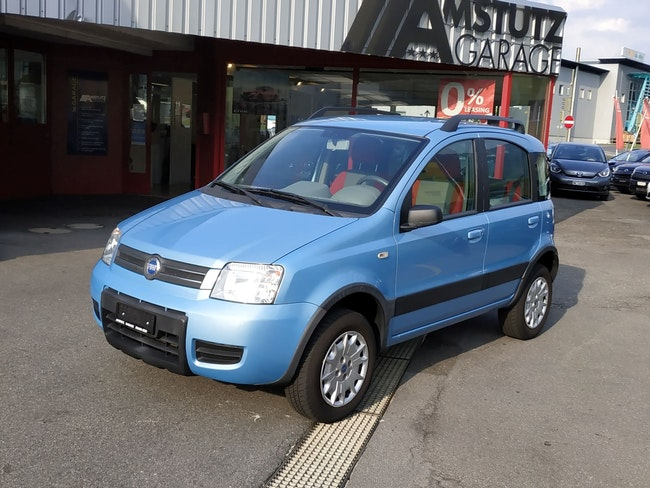 saloon Fiat Panda 1.2 Freestyle 4x4