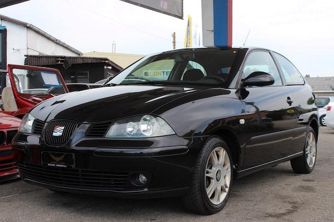 saloon SEAT Ibiza 1.4 16V Signo