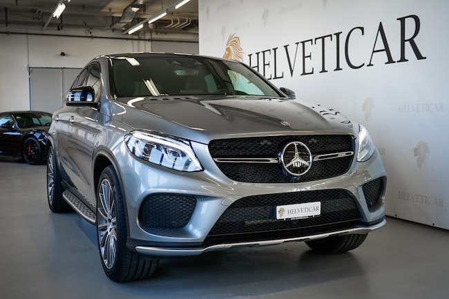 suv Mercedes-Benz GLE-Klasse GLE 450 GLE Coupé 43 AMG 4Matic 9G-Tronic