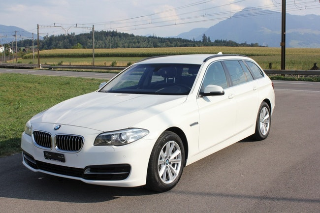 estate BMW 5er 525d Touring xDrive Steptronic