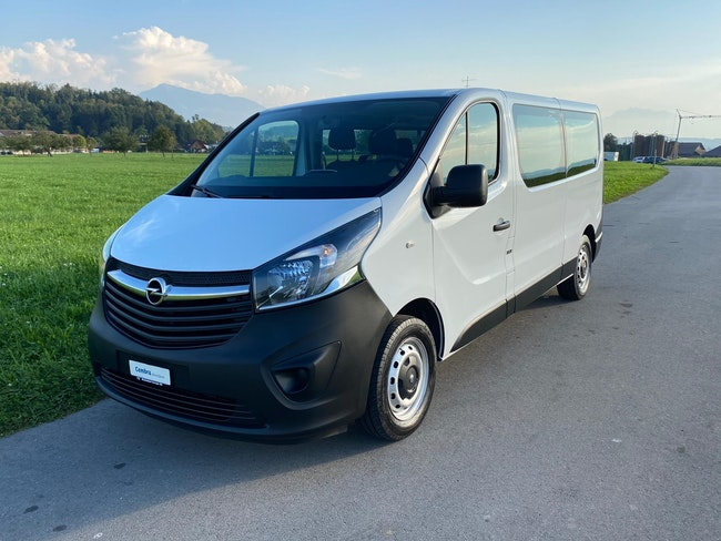 bus Opel Vivaro 1.6 BiTurbo CDTI ecoFLEX 2.9t L2H1