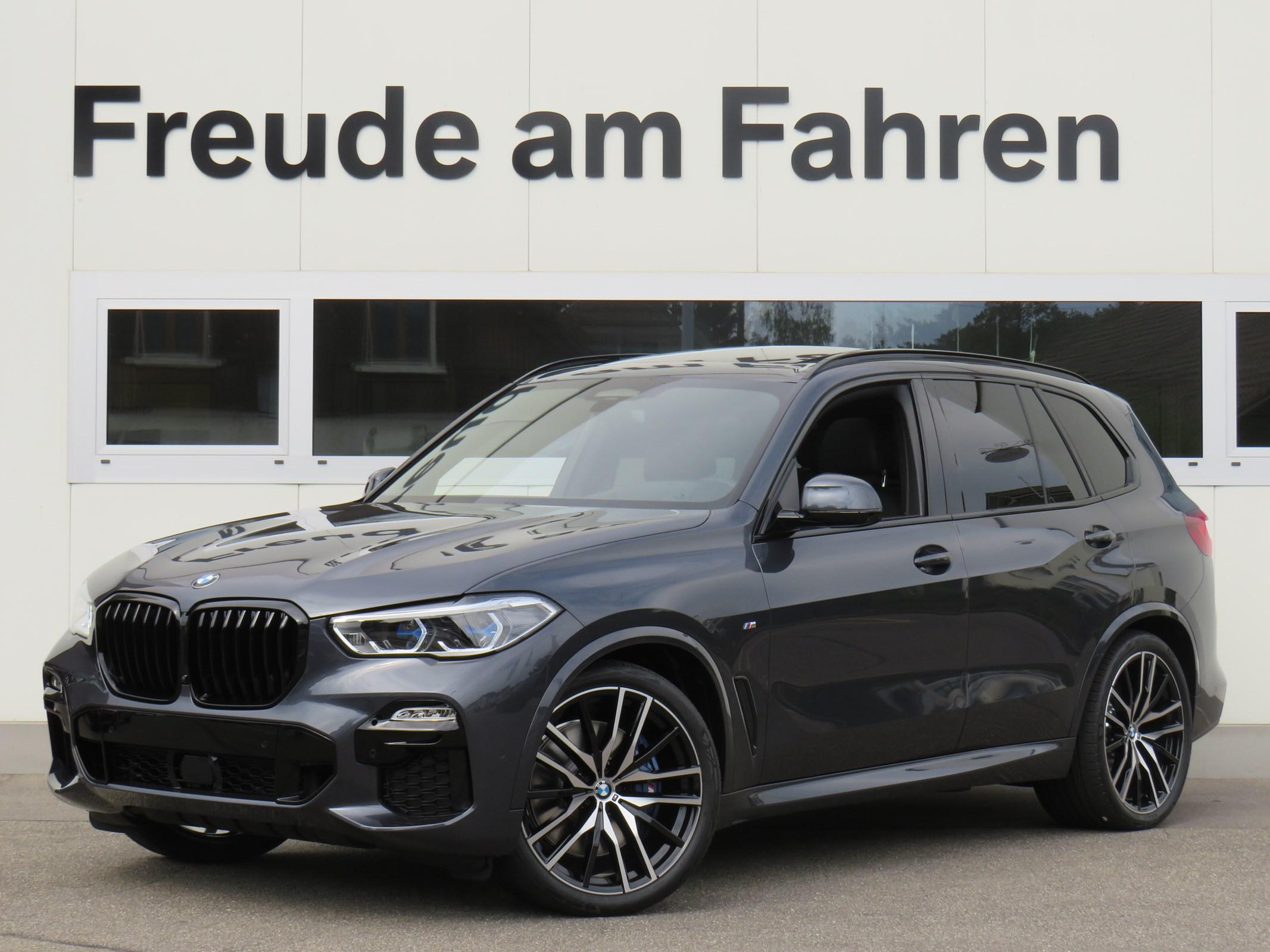 suv BMW X5 xDrive 40d M-Sport *** ZUSÄTZLICH BARKAUFPRÄMIE CHF 2560.- ODER 1.9 % AKTIONSLEASING***