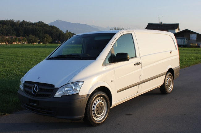van Mercedes-Benz Vito 113 CDI Blue Efficiency