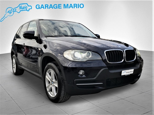 suv BMW X5 xDrive 30d (3.0d) Steptronic