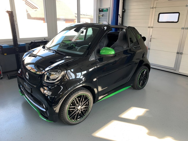 cabriolet Smart Fortwo EQ BRABUS Style (incl. battery)