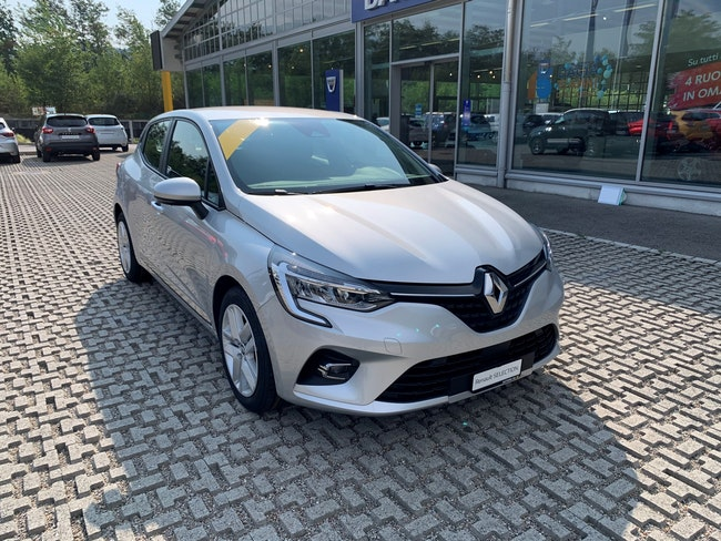 saloon Renault Clio 1.0 Business
