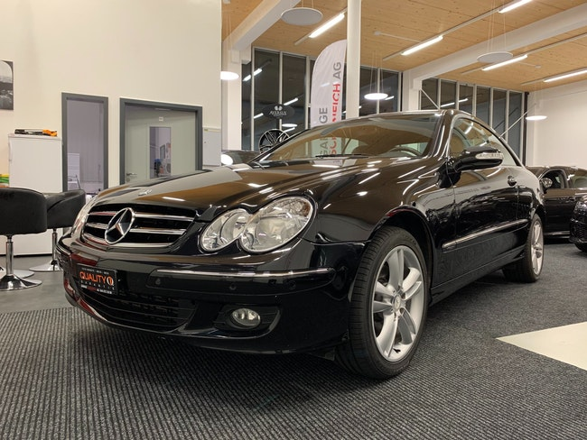 coupe Mercedes-Benz CLK 200 Kompr. Avantgarde Grand Ed. Aut.