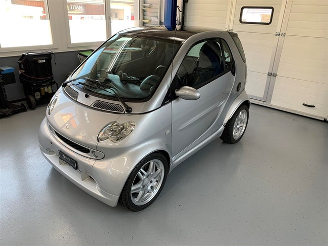 saloon Smart City/Fortwo fortwo brabus