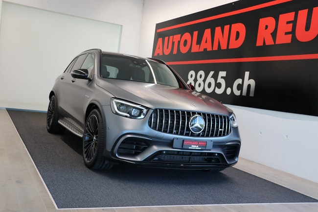 suv Mercedes-Benz GLC-Klasse GLC 63 AMG 4Matic+ 9G-Tronic