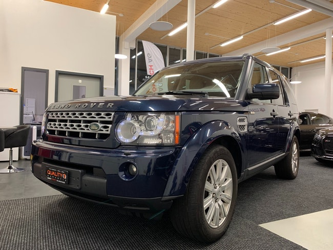 suv Land Rover Discovery 3.0 SDV6 HSE Automatic