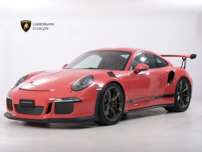 sportscar Porsche 911 GT3 RS PDK