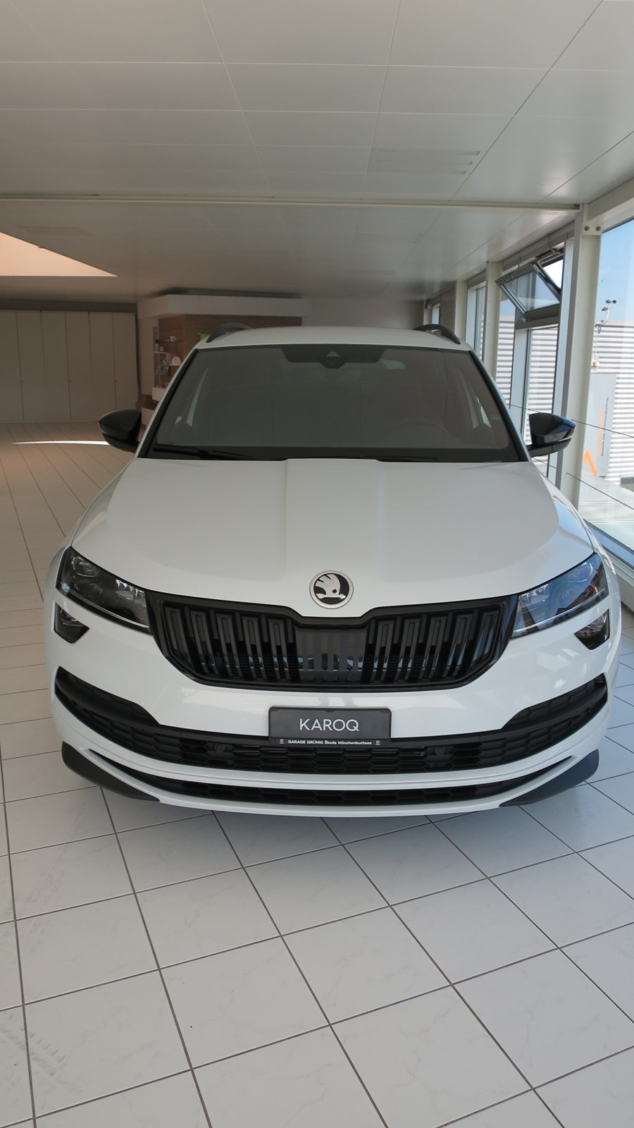 Buy New car SUV Skoda Karoq 1.5 TSI ACT SportLine DSG 50 ...