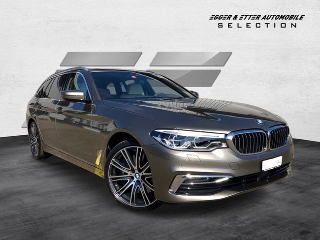 estate BMW 5er 540i xDrive Touring Luxury Line Steptronic