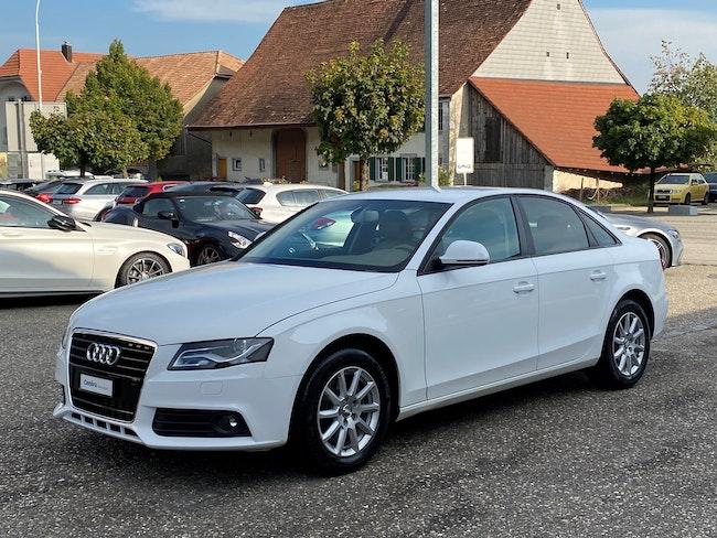 saloon Audi A4 3.0 TDI quattro tiptronic
