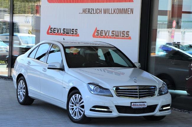 saloon Mercedes-Benz C-Klasse C 250 CDI Elégance 4Matic 7G-Tronic