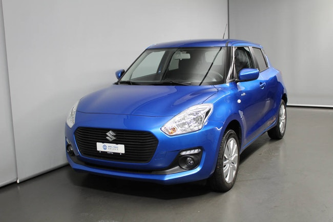 saloon Suzuki Swift 1.2 Piz Sulai 4x4
