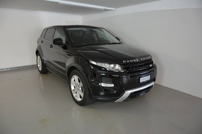 suv Land Rover Range Rover Evoque 2.2 SD4 Dynamic