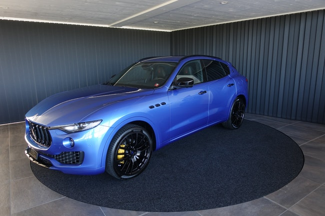 suv Maserati Levante 3.0 V6 GranSport