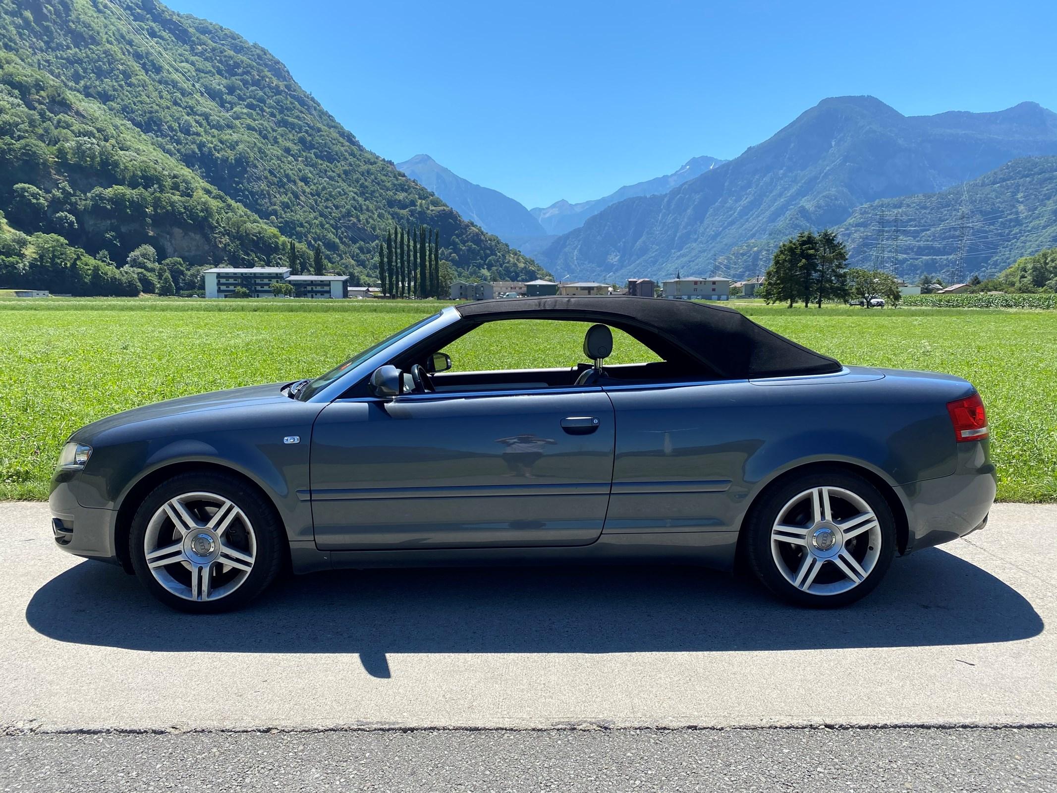 cabriolet Audi A4 Cabriolet 1.8 Turbo