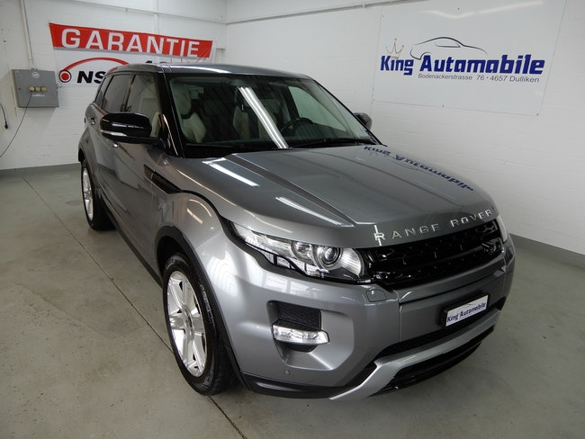suv Land Rover Range Rover Evoque 2.0 Si4 Dynamic AT6