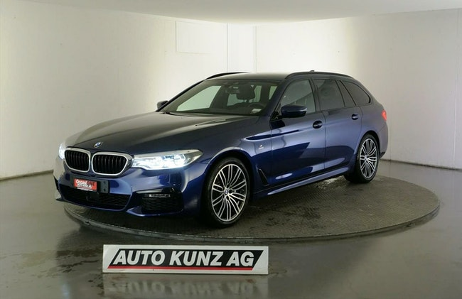 estate BMW 5er 530 i xDrive Touring M Sportpaket Automat 2020